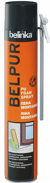 BELINKA Belpur PU foam Spray 750ml
